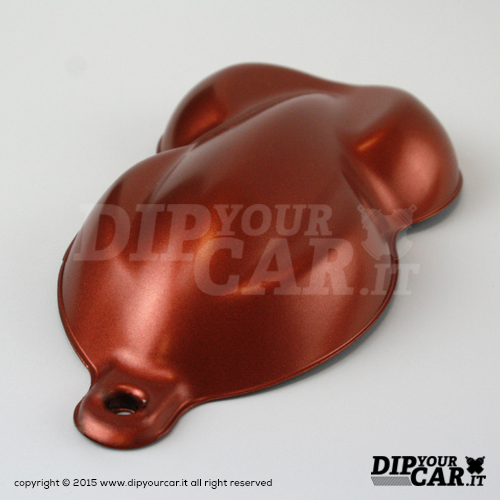 Glitter red-brown Pigmenti Plasti Dip