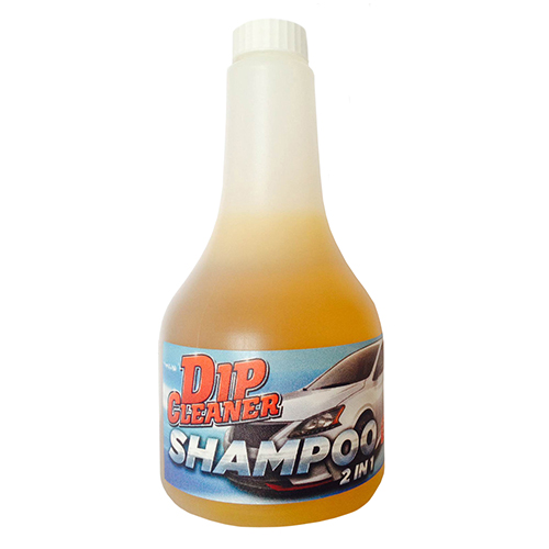 Dip Cleaner Shampoo 2 in 1